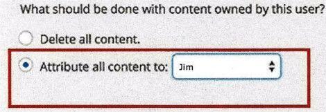 Attribute all WordPress content.